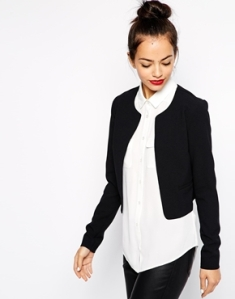ASOS - New Look Cropped Jacket $30