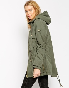ASOS - Summer Ultimate Parka $98